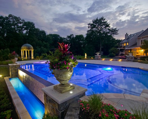 Infinity pools by 2016 best design winner bergen county nj for Best pool designs 2016