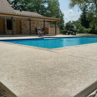 Inground Pool Construction Montgomery, TX 77356