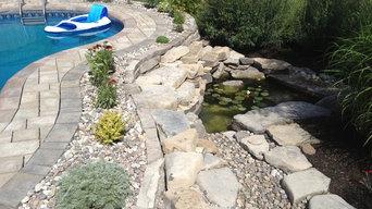 Inground Pools Project