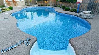 Inground Swimming Pool Liner Replacement