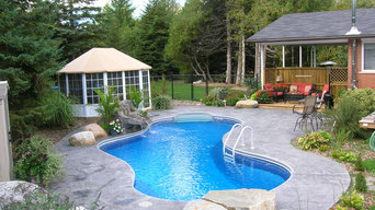 Inground Swimming Pool Projects