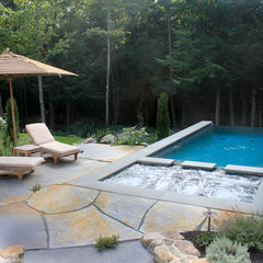 modern pool by Northern Pool & Spa