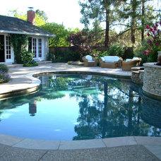 Pool by Jeff Wortham & Associates