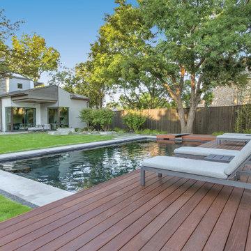 Ipe Sun Deck & Pool