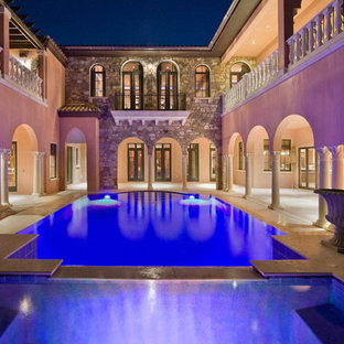 """Italian Style Home: Designed by WA """"Bud"""" Lawrence & Bobby Morales"""