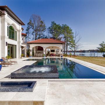 Italian Villa Home