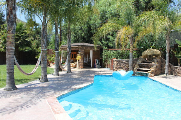Tropical Pool by SoCal PPS