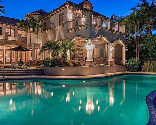 Miami pool design ideas remodels photos for Pool design miami