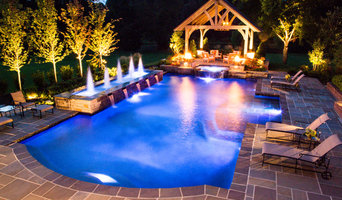 Jackson Traditional Pool & Outdoor Living Design