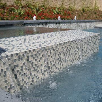 Japanese Modern Pool