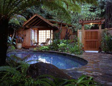 Japanese Teahouse Mill Valley