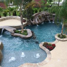 Tropical Pool by Omega Pools, LLC  281-330-6771
