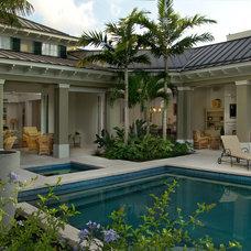 Tropical Pool by John McDonald Company