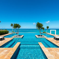 tropical pool by d | studio