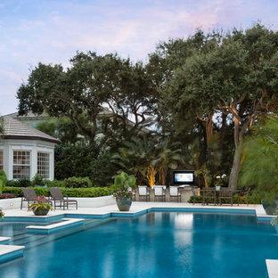 Idéer för en exotisk pool