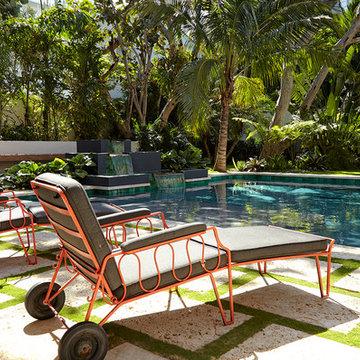 John Volk Palm Beach Estate