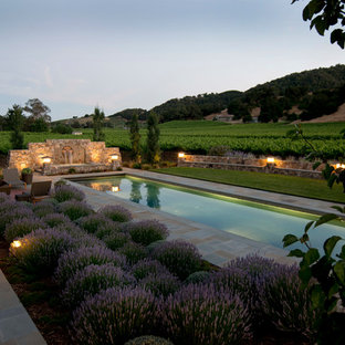 Inspiration for a craftsman pool remodel in San Francisco