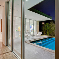 Modern Pool by NIMMO American Studio For Progressive Architecture