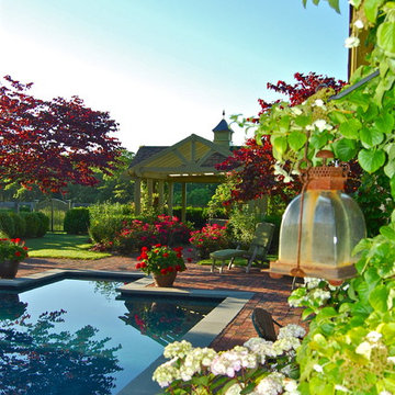 Just pools and water features!!