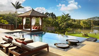 Kauai Lake Front Estate