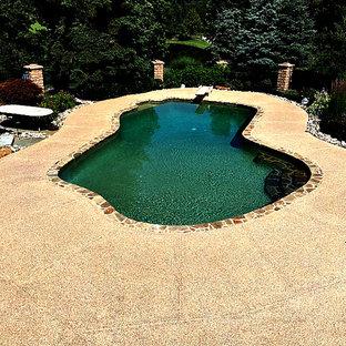 Kennett Square, PA Pool Deck