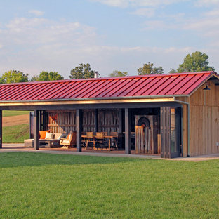 Kentucky Pool House