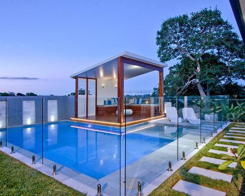 Fotos de piscinas dise os de piscinas elevadas modernas for Piscinas disenos modernos