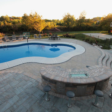 Kester House - Pool Deck and Outdoor Living