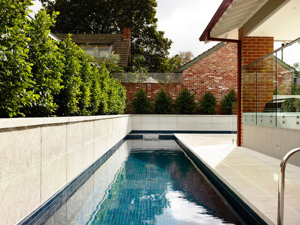 Contemporary Pool by Canny