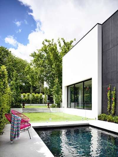 Pool by amber hope design