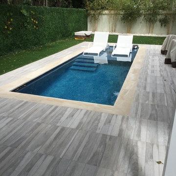 Key Biscayne Pool & Kitchen