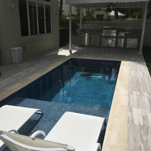 Key Biscayne Pool & Kitchen