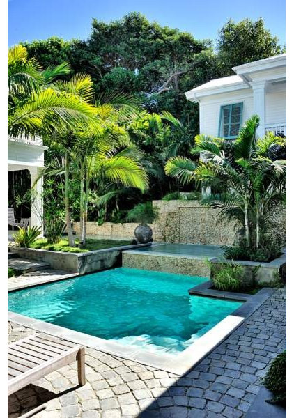 Traditional Pool by Monarch Stone International