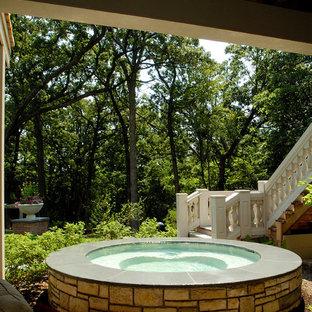Kildeer, IL Custom Hot Tub
