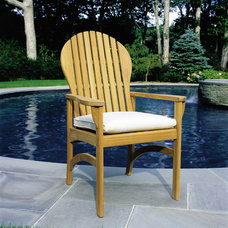 Traditional Patio Furniture And Outdoor Furniture by authenTEAK Outdoor Living