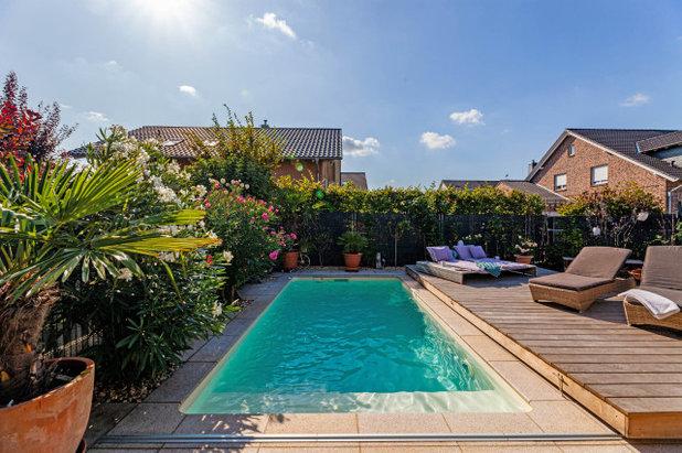 Modern Pools by GIFFEL GMBH - GARTEN.POOL