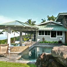 Tropical Pool by BGI Architecture Inc.