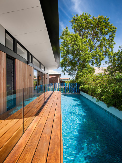 Best Small Pool Ideas Decoration Pictures Houzz - Small pool ideas