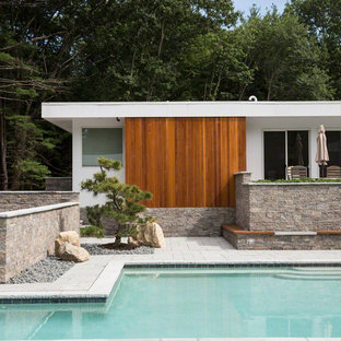 Tile Pool Deck Ideas Houzz