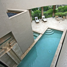 Mediterranean Pool by Steigerwald-Dougherty, Inc.