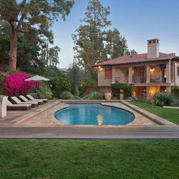 Lago Vista Estate, Beverly Hills, CA