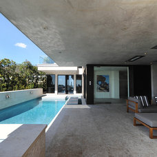 Beach Style Pool by O plus L