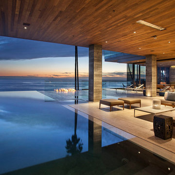 Laguna Beach Oceanfront Contemporary