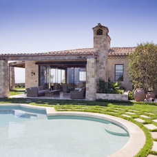 Mediterranean Pool by Riviera Bronze Mfg.
