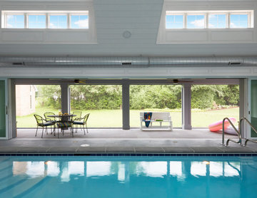Lake Forest Pool House