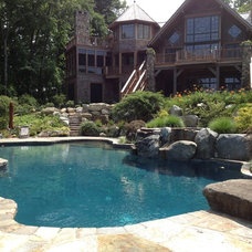 Rustic Pool by C&T Systems