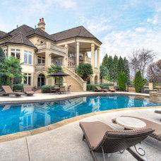 Mediterranean Pool by Hendrix Properties
