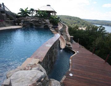 Lake Pool - Residential