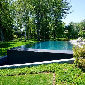 Lakeside Infinity Edge Pool