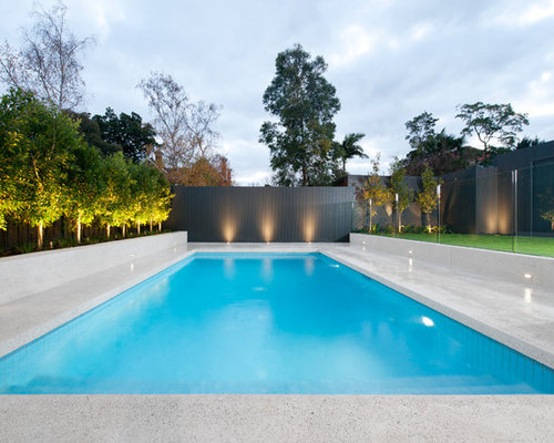 Modern pool design ideas remodels photos for Modern contemporary swimming pools